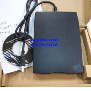 Đầu đọc đĩa mềm ra cổng USB IBM