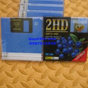 Đĩa mềm Maxell 1.44MB MF2-256HD