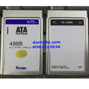 Flash ata pcmcia STEC 48MB