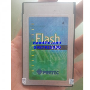 PRETEC 20M FLASH PCMCIA