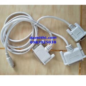 Cáp lập trình PLC RS232 SC-09 FX