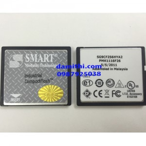 CF Card smart industrial 256mb