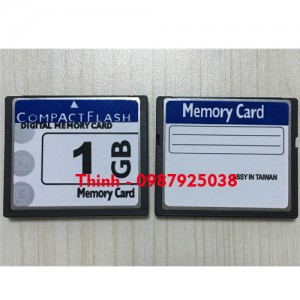 Thẻ nhớ CF Card 1Gb