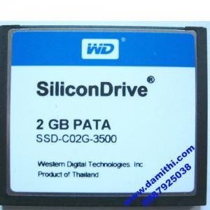 Silicondrive CF 2GB PATA SSD-C02G-3500