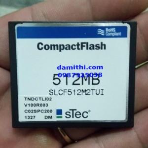 Thẻ nhớ CF 512MB Stec ROHS