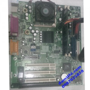 Mainboard P3 ISA VIA8601T