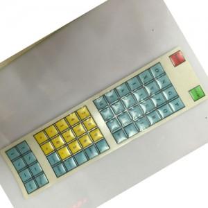 Mặt che bàn phím máy Mitsui Seki JIDIC-H6C