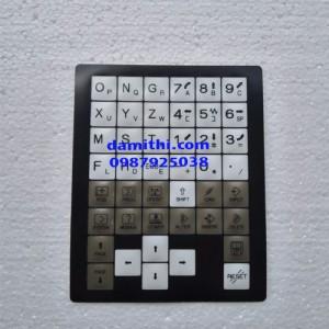 Bàn phím Tiện Phay CNC  A98L-0005-0298 /T A02B-0309-K710/T