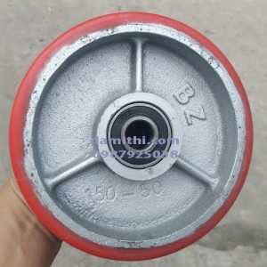 Bánh xe PU 150x50mm
