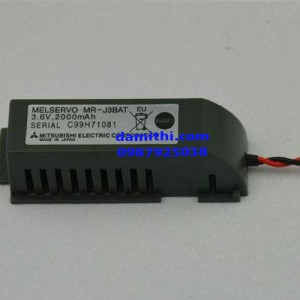 Pin MR-J3BAT Mitsubishi 3.6V