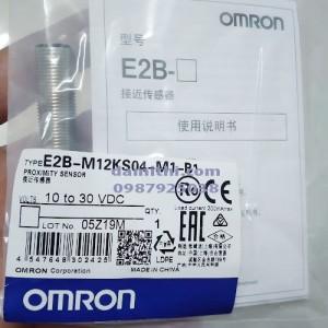 Cảm biến E2B-M12KS04-M1-B1 2M Omron