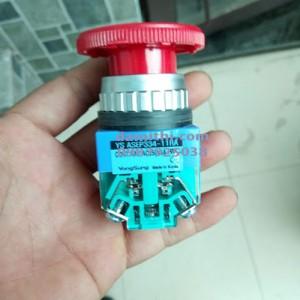 Nút nhấn dừng khẩn cấp Yongsung YSASEP323-11RA phi 30