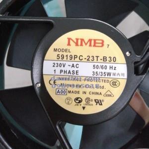 Quạt hút làm mát NMB-MAT 5919PC-23T-B30 10T/12T/20T/22T/23T/24T/W-B10/B20/B30 220V