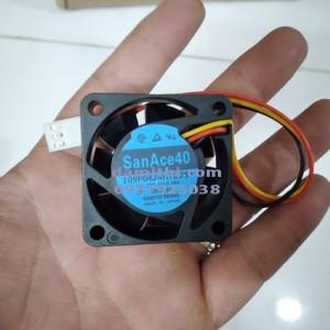 Quạt Sanyo 109P0424H7D28 24V/0.08A 40x40x15mm