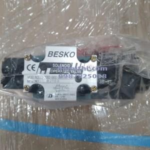Van dầu thủy lực Besko KSO-G02-3BB-3T-20